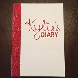 Other - Kylie's diary eye shadow palette